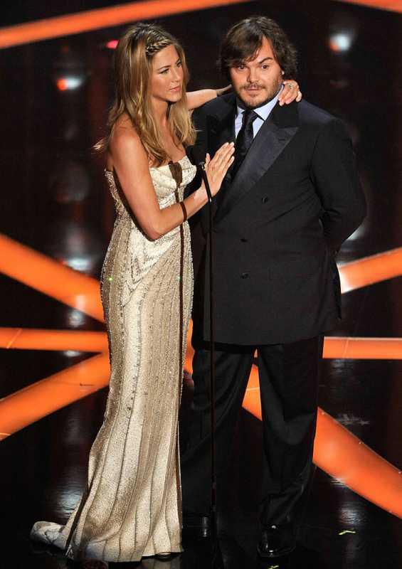 Jennifer Aniston 2009 Oscars