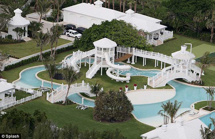 Celine Dion Waterpark