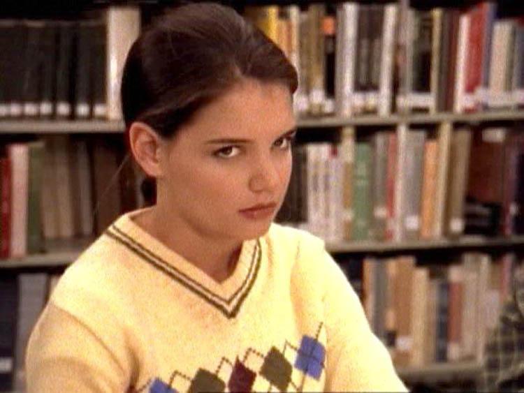 Katie Holmes Hot Geek
