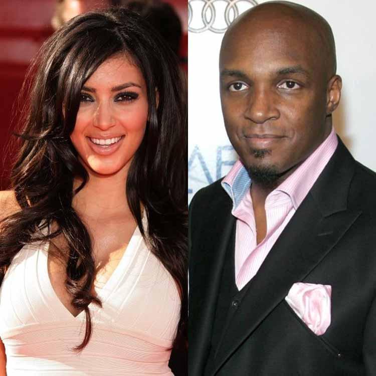 Kim Kardashian First Marriage