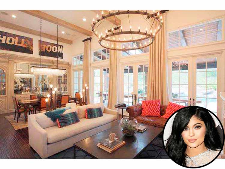 Kendall and Kylie Jenner Houses