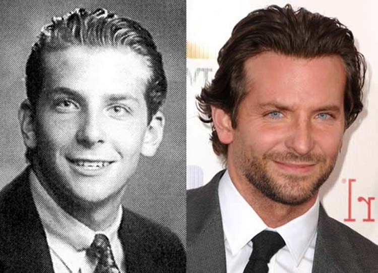 Bradley Cooper Hollywood Makeover