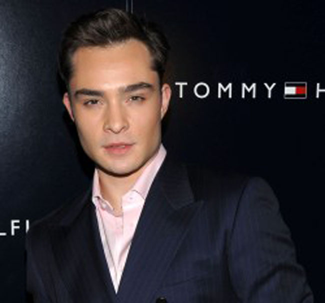 Ed Westwick Hollywood Makeover