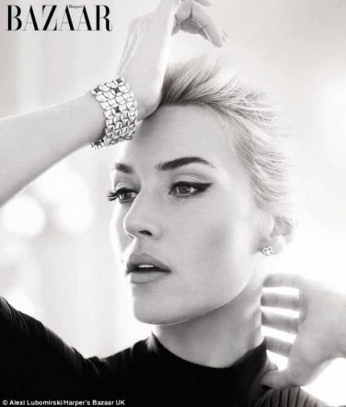 Kate Winslet Hollywood Makeover
