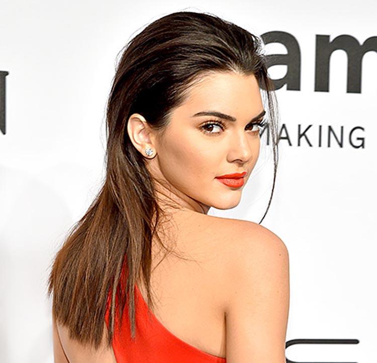 Kendall Jenner Hollywood Makeover