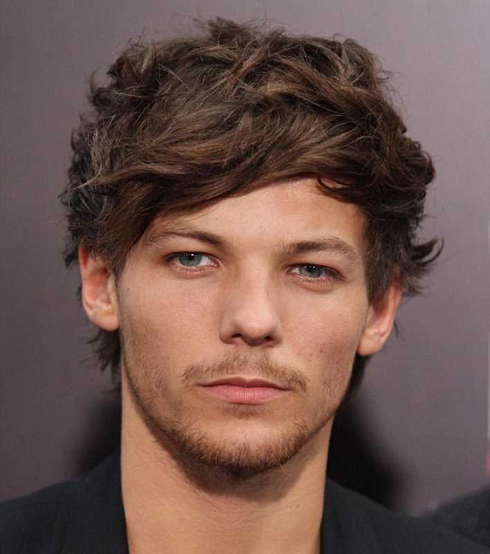 Louis Tomlinson Hollywood Makeover