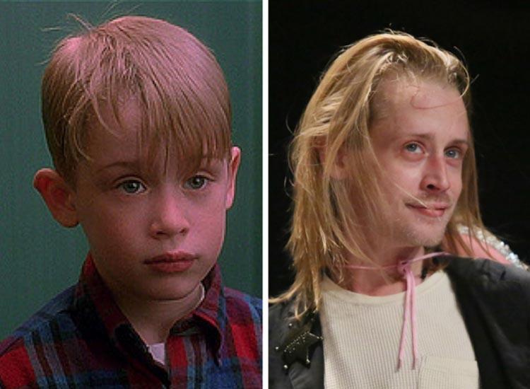 Macaulay Culkin Hollywood Makeover
