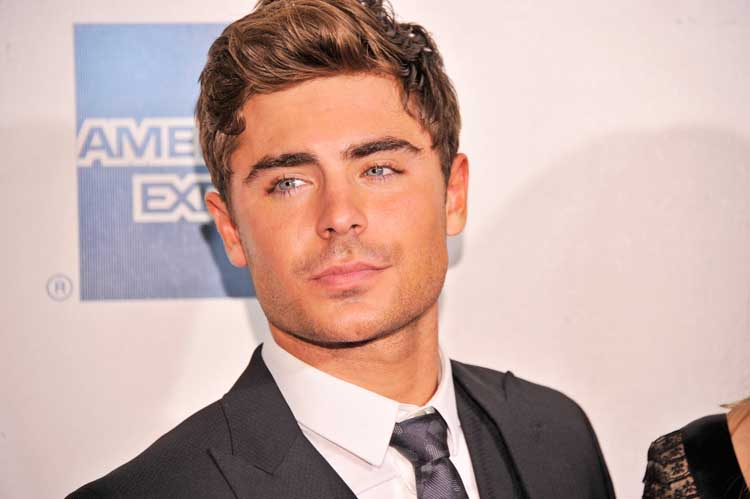 Zac Efron Hollywood Makeover