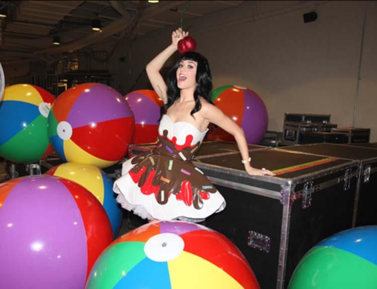 Katy Perry Sundae Dress