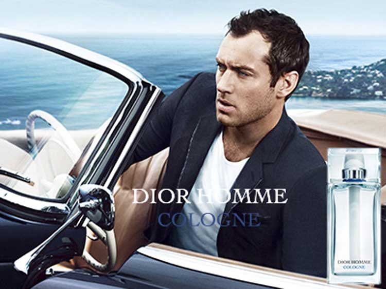 Jude Law Dior