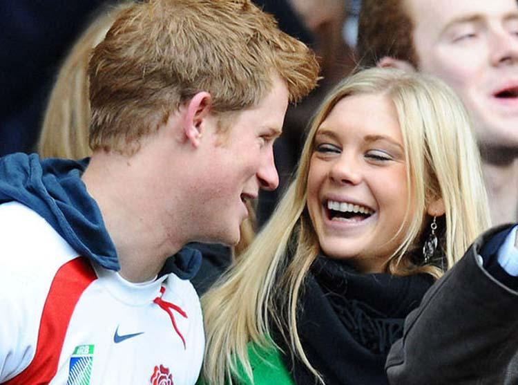 Prince Harry girlfriends