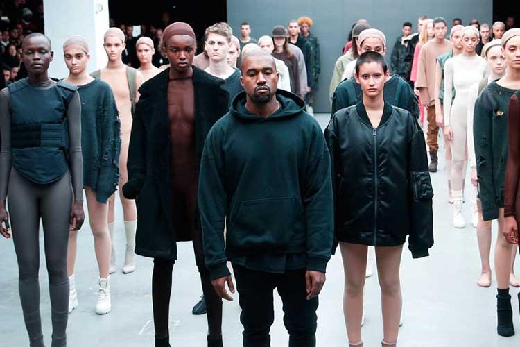 Kanye West Fashion Designer