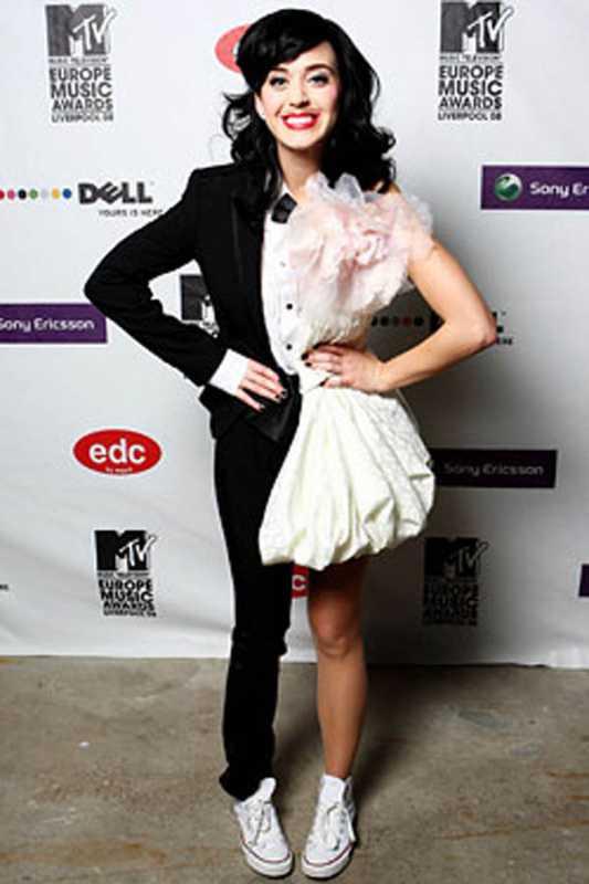 Katy Perry Unisex Dress