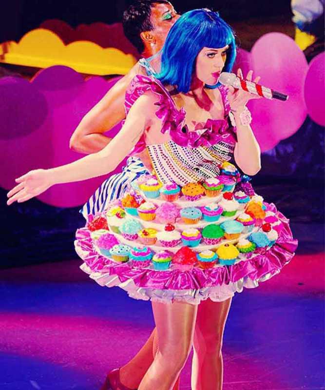 Katy Perry Cupcake Dress