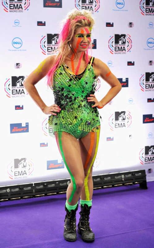 Ke$ha Fashion Fail
