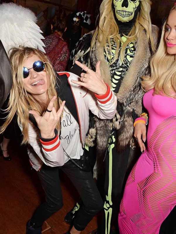 Kate Moss Fancy Dress Costume