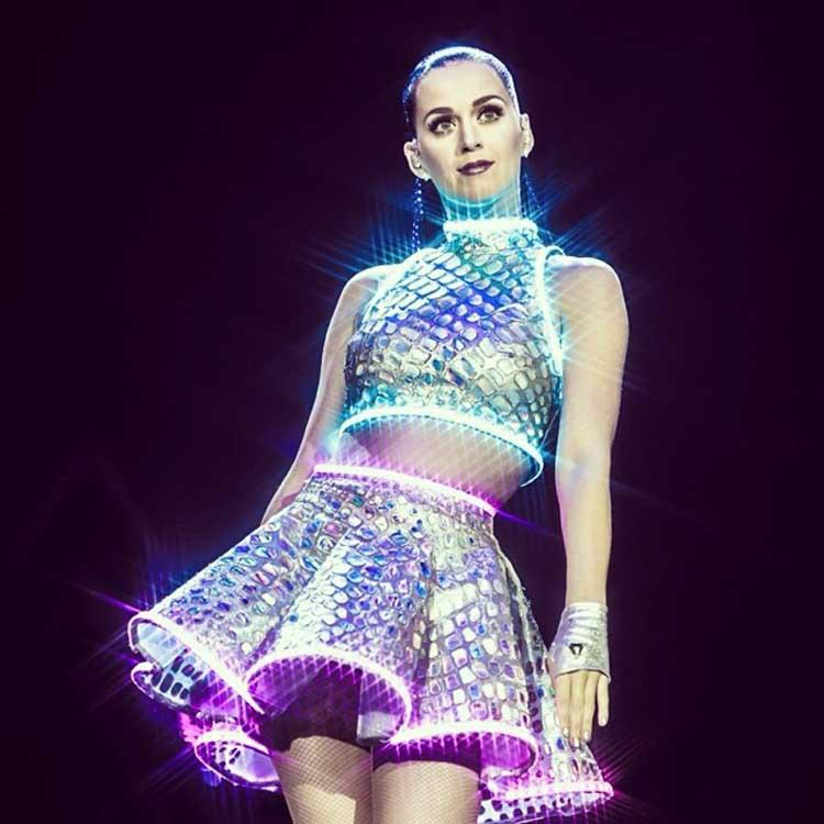 Katy Perry Light-Up Dress