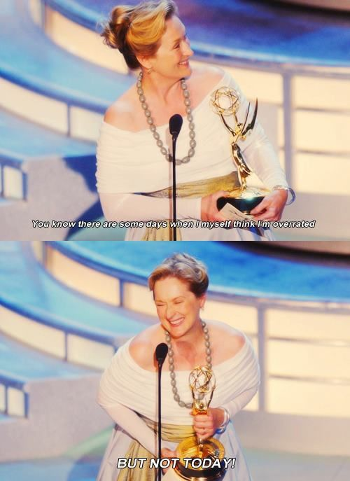 meryl streep emmy awards